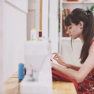 ¡Empiezan las clases de costura en El Recreo!