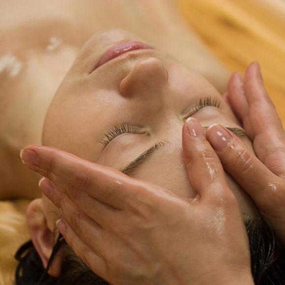 Taller de masaje – Equilibrante facial
