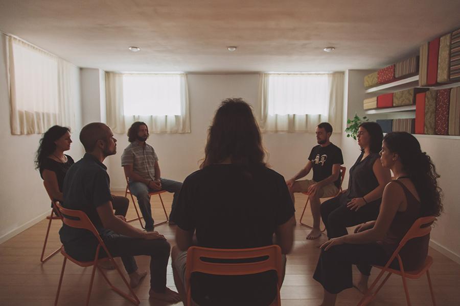 Grupo de Meditación con Voz