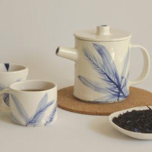 Cerámica extraordinaria – Juego de té